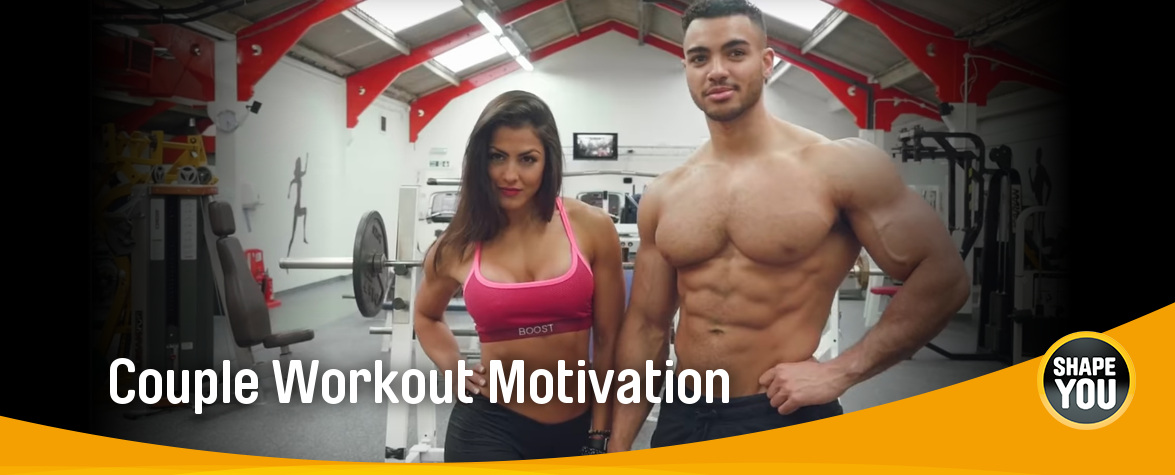 Couple Workout Motivation