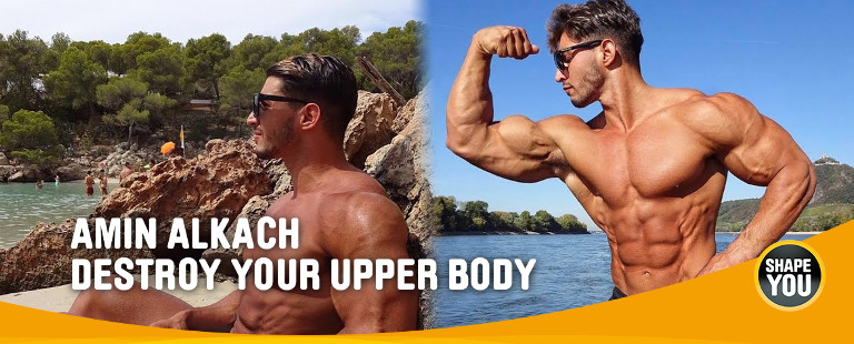DESTROY YOUR UPPER BODY