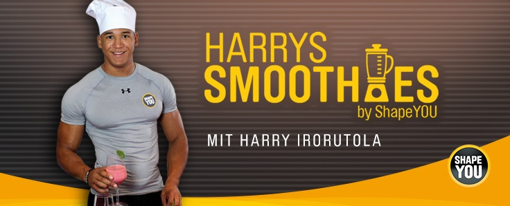 Harry Irorutola's Smoothies