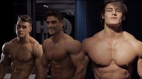 The Hour with Jeff Seid, Harrison Twins, Justin St Paul and FitnessOskar