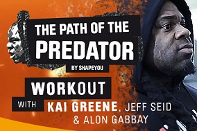 Path of the Predator - Jeff Seid