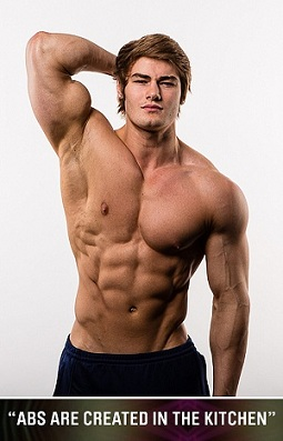 Jeff Seid's Nutrition Tip - Abs are created in the kitchen