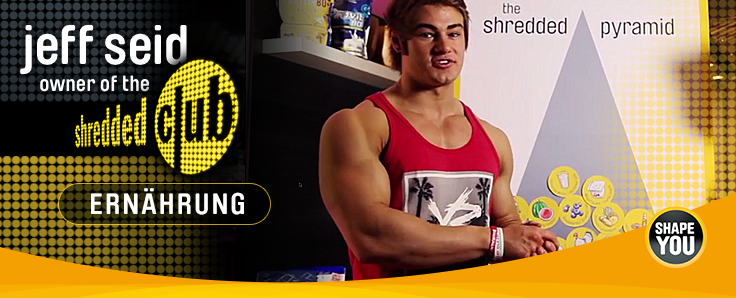 Jeff Seid's and Felix Valentino's Shredded Club Nutrition Basics