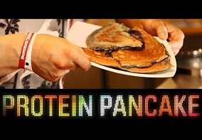 Shredded Club: Jeff Seid's Protein Pancake