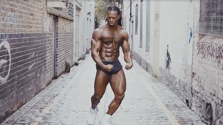 Ulisses Jr. Training