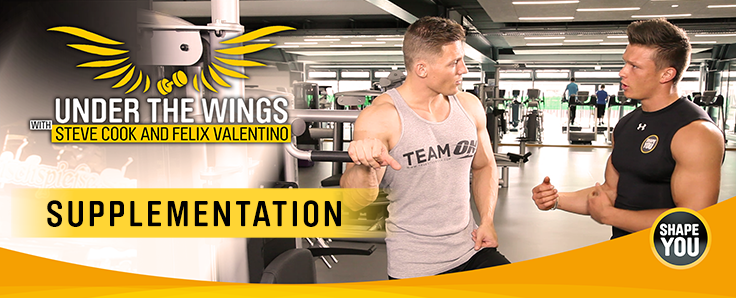 Steve Cooc & Felix Valentino: Under the Wings Supplementation